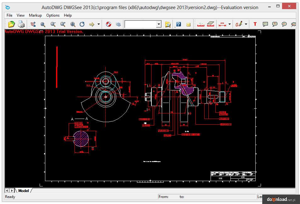 AutoDWG DXF Viewer Download Descargar Programas CAD