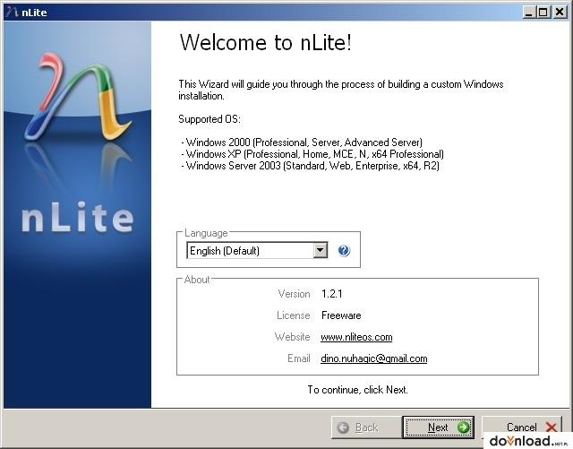 programa nlite